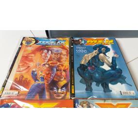 Coleção X-men Extra Panini 1 A 134