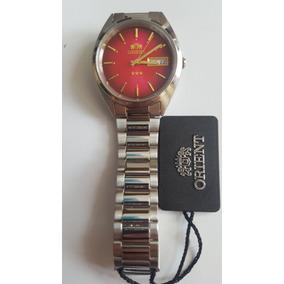 7ddf851e302 Relogio Feminino Oriente Automatico Prova Dagua - Relógios De Pulso ...