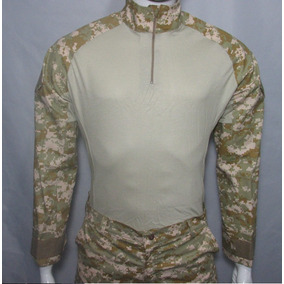 Combat Shirt Digital Cammo Bravo21