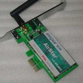Tarjeta Red Wifi Inalambrica Pci Express X1
