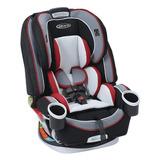 Autoasiento Booster Silla D Carro Graco 4ever 4 En 1- Tuscan