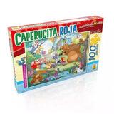 Puzzle X2 Caperucita Roja 25/40 Piezas (4671)