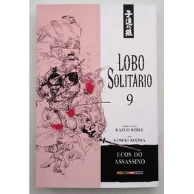 Lobo Solitário Nº 9 - Kazuo Koike