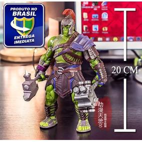 Boneco Hulk Gladiador Thor Ragnarok 20cm - Pronta Entrega!!!