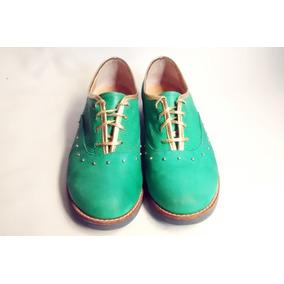 eecb255998c Mocasines Acordonados Mujer - Zapatos