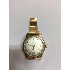 1cc97cd3992 Relogio Omega Antigo Ouro - Relógios no Mercado Livre Brasil