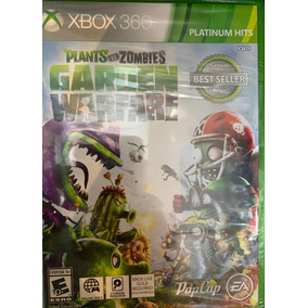 Jogo Plants Vs Zombies Garden Warfare Xbox 360