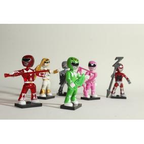 Power Rangers Mini Figures Mega Construx
