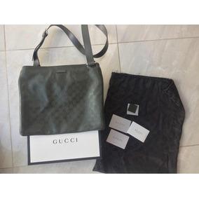 Bolsa Mariconera Gucci Con Certificado - Ropa 7f94a52c6a3