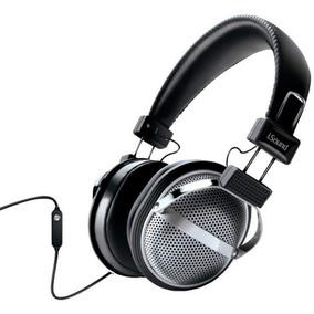 Fone De Ouvido Isound Hm-270 Stereo