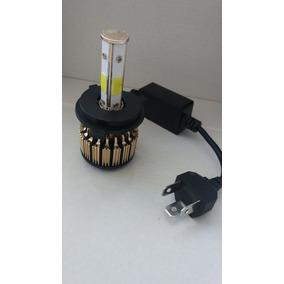 Lampada Super Led H4 Moto 4d 6000lm Alto+baixo + Forte Xenon