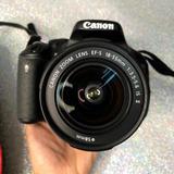 Canon Eos Rebel T3i Excelente Estado Extras 9.5 De 10 Lima