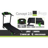 Esteira Concept 2.5