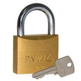 b2d5898277109 Cadeado 40mm Com Mesmo Segredo Papaiz (qualquer Quantidade) no ...