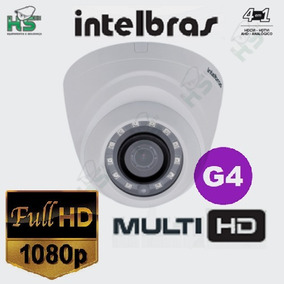 Câmera Intelbras Vhd 1220d G4 Full Hd 2,8mm Hdcvi Hdtvi Ahd