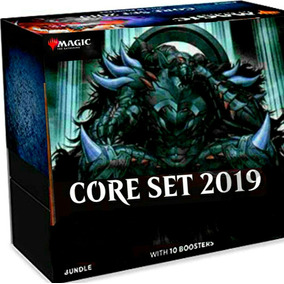 Core Set 2019 Magic: The Gathering (tcgfan)