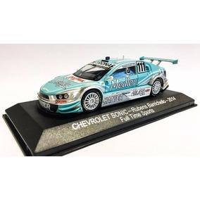 Miniatura Stock Car Rubens Barrichello 1/43 Ixo Chevrolet