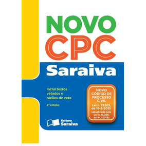 Novo Código De Processo Civil - Legislação Sara