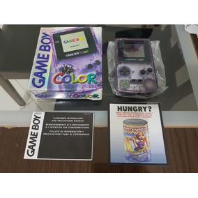 Game Boy Color Completo Na Caixa Leia Descriçâo