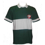 d654c8b792 Camisa Palmeiras Cruz De Savoia - Futebol no Mercado Livre Brasil