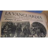 Portada De La Vanguardia De La Ii Guerra Mundial