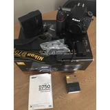 Cámara Réflex Digital Nikon D D850 45.7mp - Negro (solo Cu