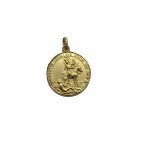 004c7b75fbda Dijes Hombre Oro - Dijes y Medallas Oro en Mercado Libre México