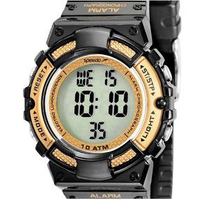 0750e90a925 Relogio Feminino Dourado - Relógio Speedo no Mercado Livre Brasil