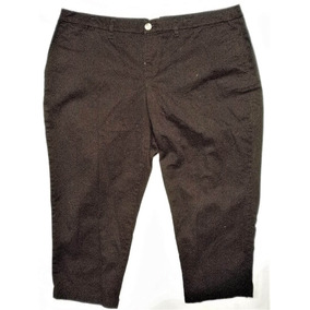 Capris Dama 18w /38-40 Just My Size & Faded Glory Duo Pack