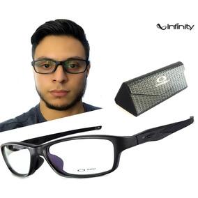 Hastes Oakley Crosslink Ox8030 - Óculos no Mercado Livre Brasil 43d10b0bad