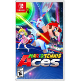 Mario Tennis Aces Nintendo Switch Disponible