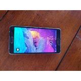 Vendo Samsung Note 4, 32 Gb Tela Trincada