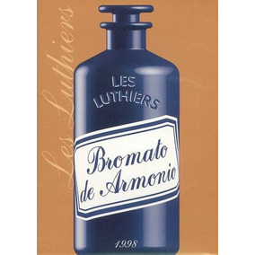 Dvd - Bromato De Armonio - 1998 - Les Luthiers