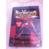 Video De Rick Wakeman - Journey To The Centre Of The Earth