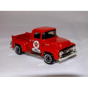 Matchbox - 56 Ford Pick-up - 1/65 - Texaco