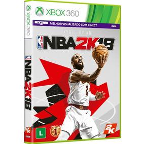 Nba 2k18 Xbox 360 Digital