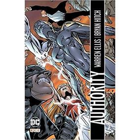 Authority Vol 1- Panini