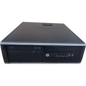 Computador Hp Quad Core 3.7 Ghz / 8gb / Hd500gb - Windows 10