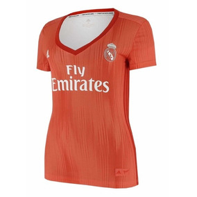 Playera Real Madrid Tercer Kit Para Dama 2018 2019 adidas d8e3ce5a6e846