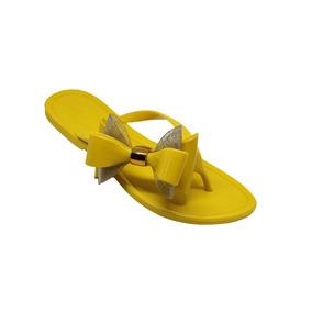 dab90293d5 Chinelo Plastico Laço - Sandálias e Chinelos Rasteiras para Feminino ...