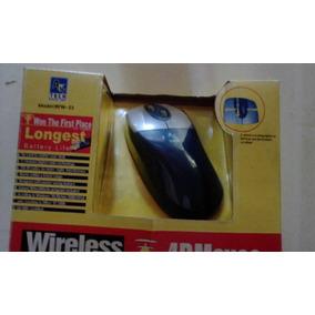 Mouse Doble Rueda Inalambrico