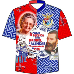 Camisa União Da Ilha Do Governador Carnaval 2019 Original d418097183a7a