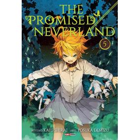 The Promised Neverland Mangá Ed 5
