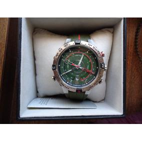 ef4cd2acedfc Reloj Timex Con Brujula Y Termometro En Acero - Relojes - Mercado ...
