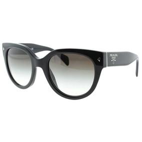 bc85c38db42db Óculos De Sol Prada - Modelo  Spr17o Preto - Original - Luxo