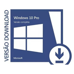Windows 10 Pro Chave Licença Key Download Original Imediato
