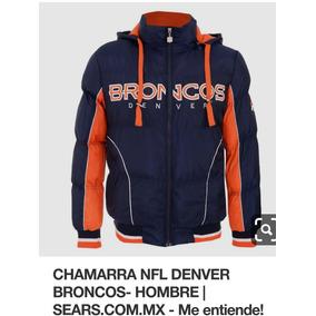 Chamarra Piel Broncos Denver Nfl en Mercado Libre México 738f4cd4062