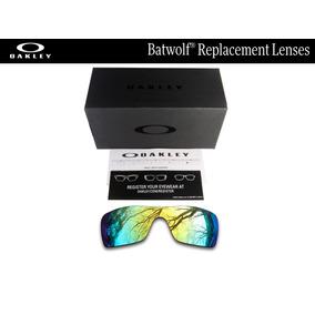 Micas De Reemplazo Para Oakley Batwolf Color 24k