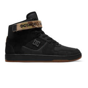 Tenis Botín Hombre Pensford Adys400038 Negro Dc Shoes