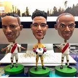 Muñecos Mundial Rusia 2018 Perú Selección Futbol 17cm
